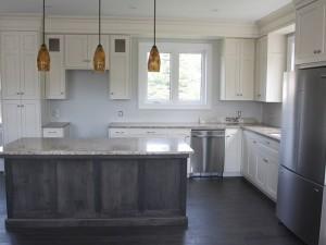 Timberidge Carpentry Custom Home Uxbridge-Kitchen