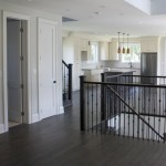Timberidge Carpentry Custom Home Uxbridge-Upstairs