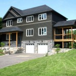 Exterior Uxbridge Custom Build
