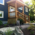 Timberidge Carpentry Bracebridge Project Front Entry