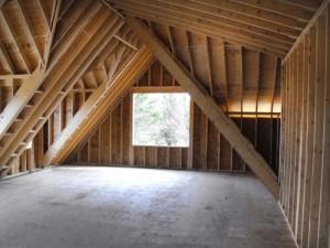 Timberidge Carpentry David Dr, Framing, Garage