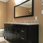 Timberidge Carpentry custom Bathroom vanity Dominion, Renovation