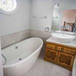 bathroom custom 2 storey home Uxbridge