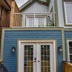 Balcony bungalow to 2 storey renovation
